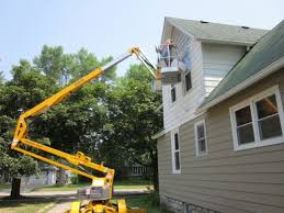 How Much To Charge To Paint Exterior Of House - how to paint the exterior of a two story house dengarden