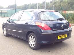 peugeot automatic cars 2010 may 10 peugeot 308 1 6 vti s hatchback 5 door automatic