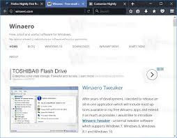 change themes on mozilla here are new compact themes in firefox 53