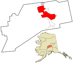 Alaska Zip Code Map by Healy Alaska Wikipedia