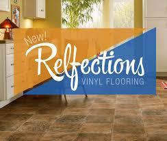 reflections vinyl flooring looks like empire