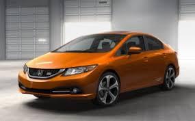 the 2015 honda civic si a sport tuned alternative in sedan and coupe