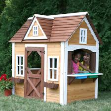 swing n slide craftsman cottage outdoor playhouses at play