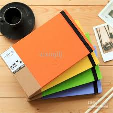 cheap photo album smile handmade album diy photo albums booklet yearbook scratch pad