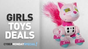 toys for age 5 cyber monday deals zoomer meowzies chic
