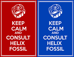 Helix Fossil Meme - keep calm and consult helix fossil by devkyu on deviantart