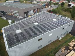 hanwha q cells powers manufacturing plant in france with q flat g4