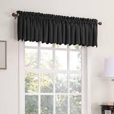 How To Sew A Curtain Valance Sun Zero Groton 54