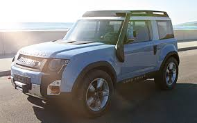 range rover defender 2018 more details on next gen 2018 land rover defender emerge