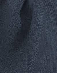 Upholstery Burlap Vintage Linen Burlap Navy Best Fabric Store Online Drapery