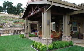 Cost Of Concrete Patio by Covered Patio Cost Crafts Home
