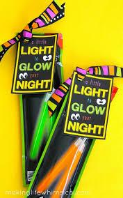 glow stick halloween tags u2013 fun for christmas