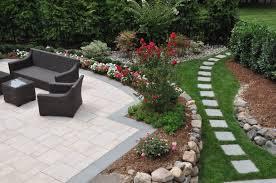 Backyard Idea Exterior Small Backyard Landscape Design Ideas Delectable Cool