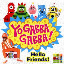 patient yo gabba gabba shazam