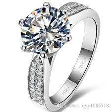 wedding rings wholesale images 2018 wonderful 1ct sona synthetic diamond women ring white gold jpg