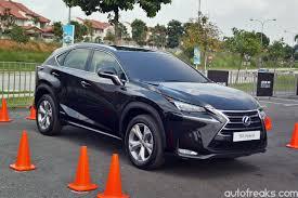 how much is lexus nx hybrid lexus nx first drive impression lowyat net cars