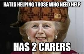 Margaret Thatcher Memes - scumbag margaret thatcher memes quickmeme