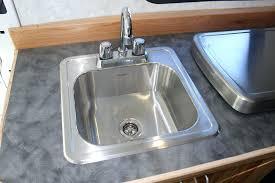 rv kitchen sinks and faucets rv kitchen sink kitchen glamorous kitchen sinks cer sinks and