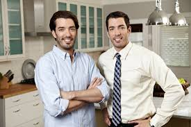 in the hgtv series property brothers jonathan and drew scott help