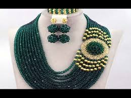 bead jewelry necklace designs images Pearls beads jewellery haram latest jewelry designs jpg