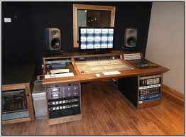 Recording Studio Desks Home Studio Furniture Furniture Decoration Ideas