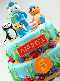 octonauts cake topper octonauts birthday cake toppers decorations babycakes site