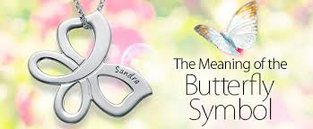 the meaning of the butterfly symbol mynamenecklace