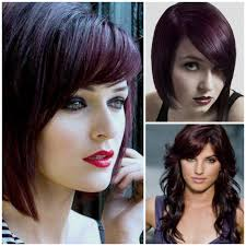 hair color inspiration and formulation violet brown stylenoted