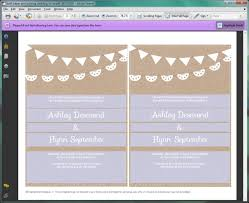 free printable wedding invitations free printable wedding invitation template