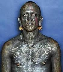 tattoos on black skin tattoo collections