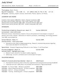 resume template for high students applying for college high resume template for college soaringeaglecasino us