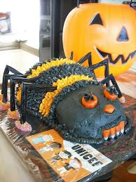 Halloween Pumpkin Cake Ideas Adorable Homemade Halloween Cakes Popsugar Moms