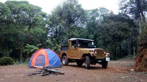 camping jeep rain forest camping wayanad exoticamp