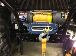 warn plow winch mounts for 2013 king quad 750 eps suzuki atv forum