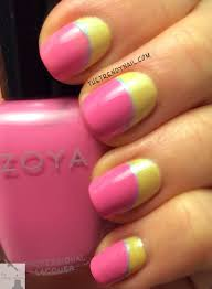 curve nail designs archives the trendy nail
