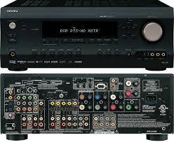 pioneer home theater receiver pioneer elite a v the tech journal