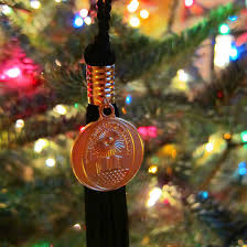 graduation tassel ornament memory christmas ornaments in my own style
