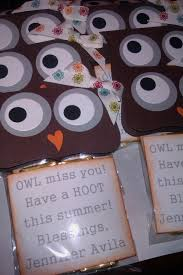 jen u0027s happy spot owl miss you end of the year gift idea