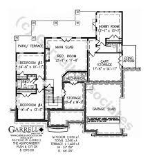 Accessible House Plans Ashtonberry House Plan Active House Plans