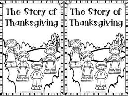 the story of thanksgiving an emergent reader by cahill s creations