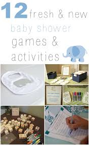 Large Baby Shower Games Decorate A Block At A Baby Shower Fun Showers Pinterest