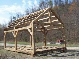 a frame house plans with garage timber frame store