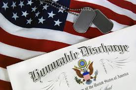 honorable discharge certificate getting records of personnel or others