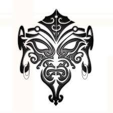 maori face tattoo by b rox u deviantart com on deviantart