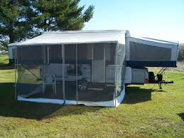 Camper Awning Parts 293 Best Popup Trailers Images On Pinterest Travel Trailers