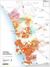 Map Of San Diego County by Fact Check North County Wants Its U0027fair Share U0027 Of Sandag Tax