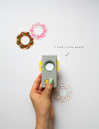 donut printables