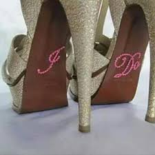 wedding shoes help me brand new i do and me wedding shoes stilettos glitter