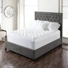 sure fit twin memory foam mattress pad u0026 reviews wayfair