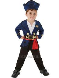 child disney jake and the never land pirates new fancy dress